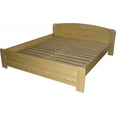 dvoulůžková postel