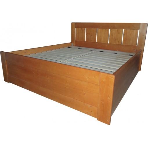 postel s výklopnými rošty