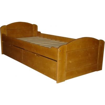 Jednolůžková postel