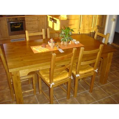 Jídelní stůl rustikal