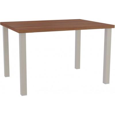 stůl kovové nohy