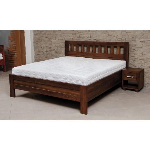 Manželská dvoulůžková postel