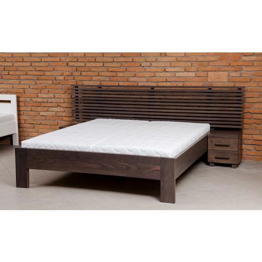 Manželská postel Lunna