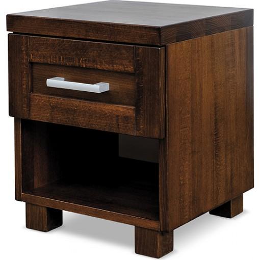 noční stolek typ 1 zásuvka