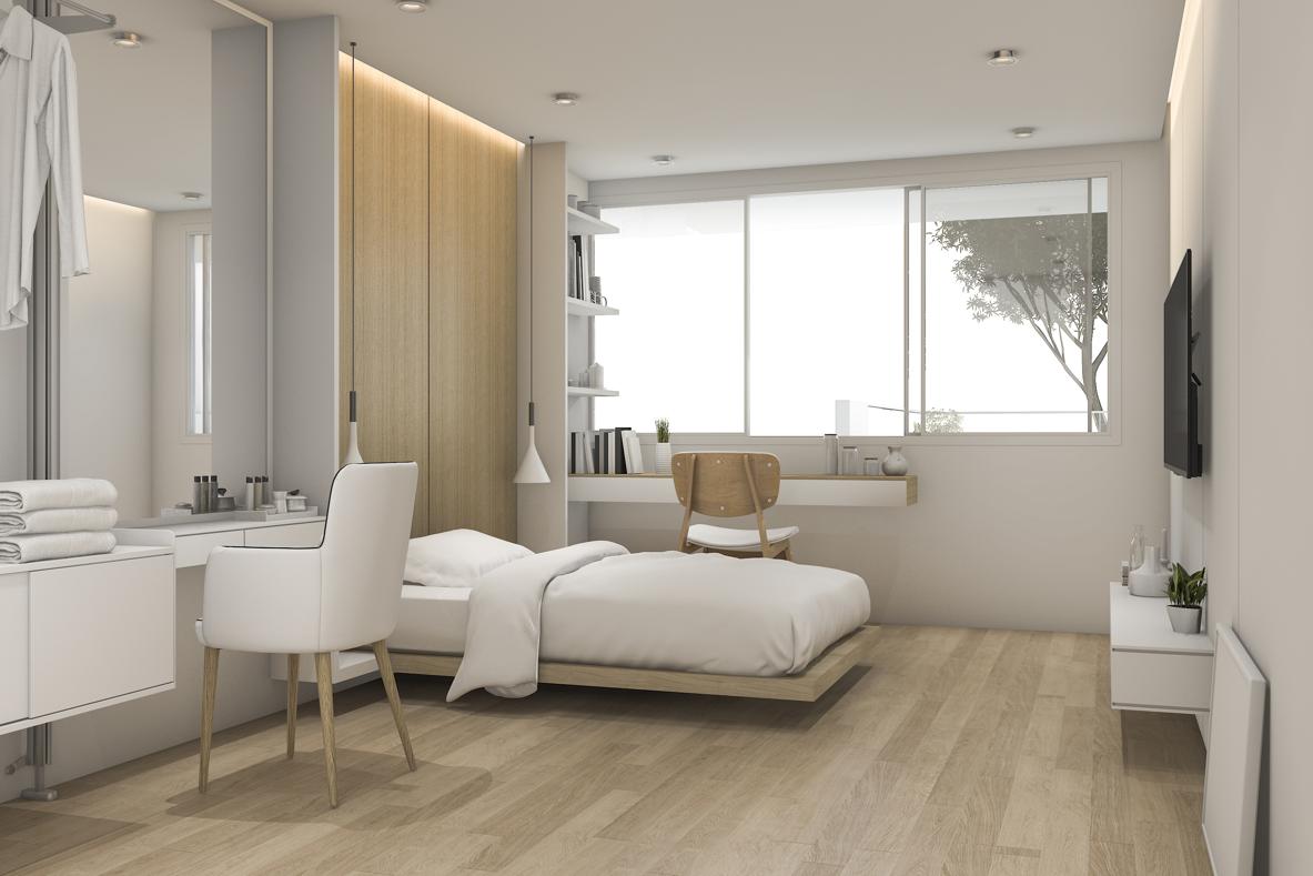dřevěné postele z masivu