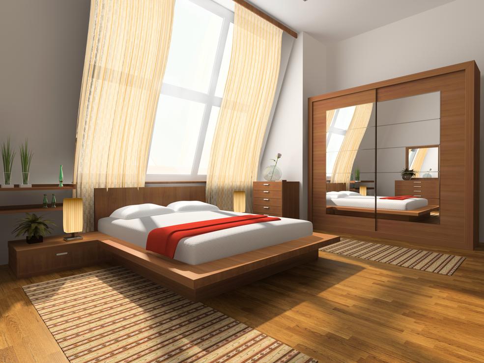 výroba postelí z masivu
