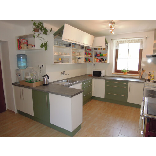 Zelená kuchyně