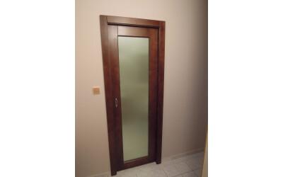 Dveře vnitřní masiv posuvné do pouzdra