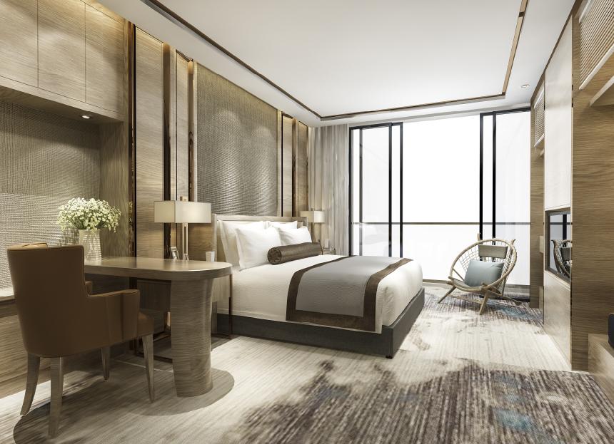 kvalitní nábytek obložení ložnice